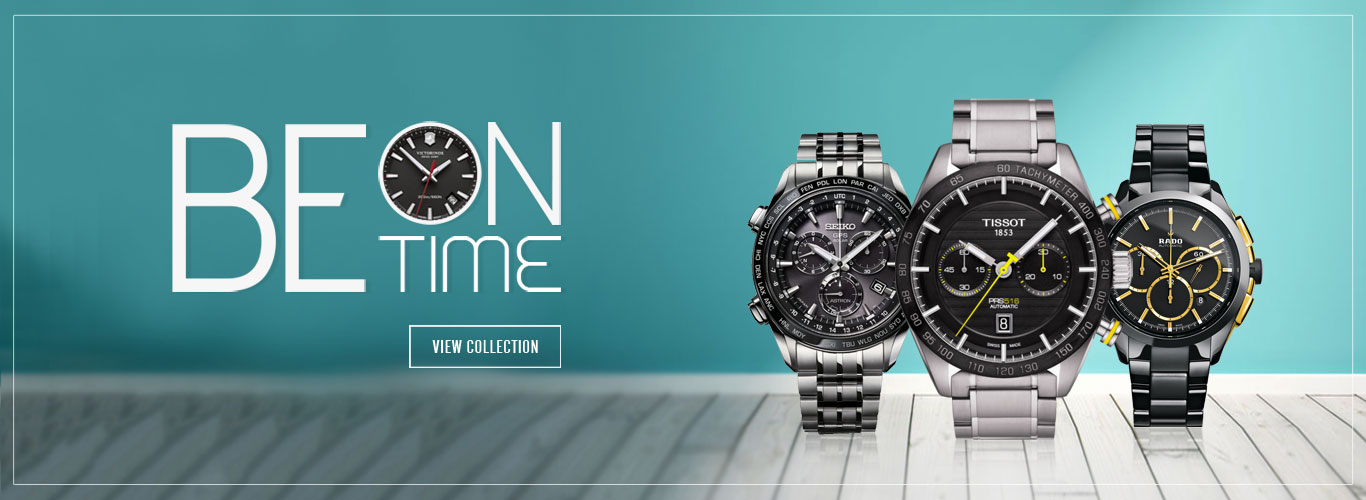 Be On Time Collections by Malabar Watches
