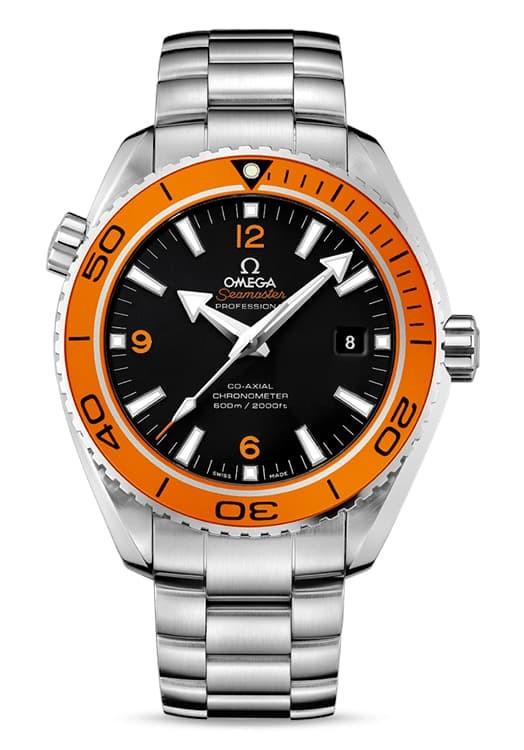 Omega Seamaster Steel Black By Malabar Watches