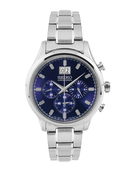 SEIKO  Men's Collection Steel BLUE