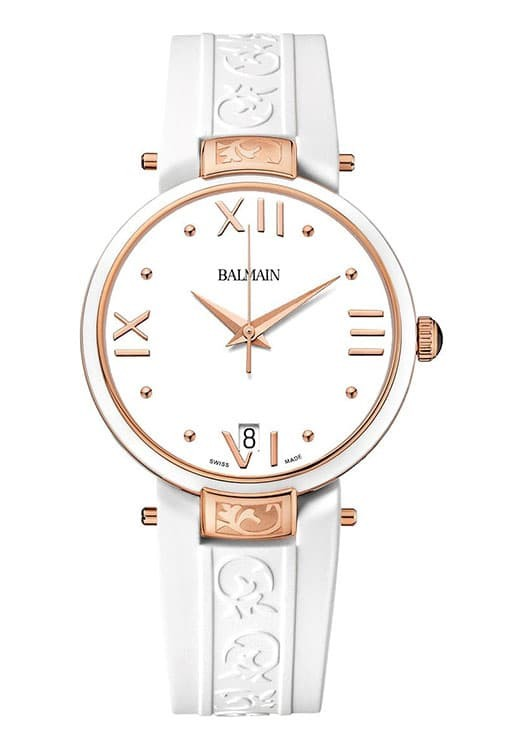 Balmain Iconic Lady White By Malabar Watches