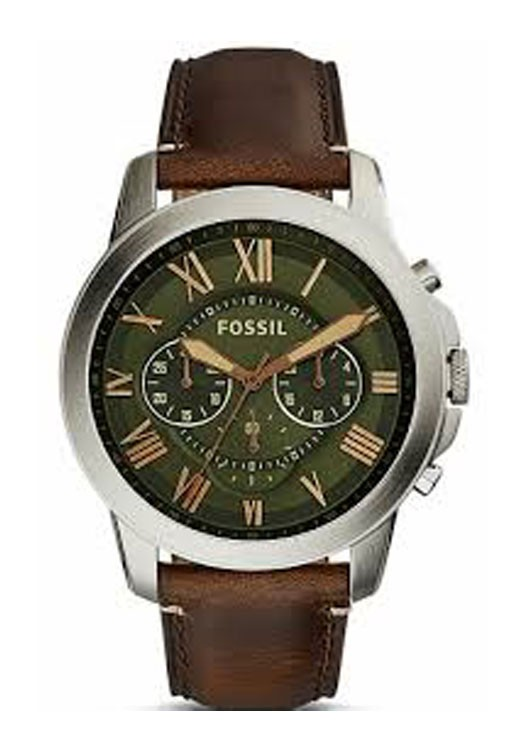 Fossil Fs5153 Green By Malabar Watches