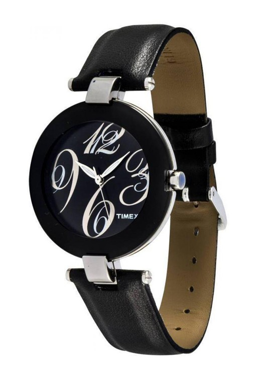 Timex Fashion Black By Malabar Watches
