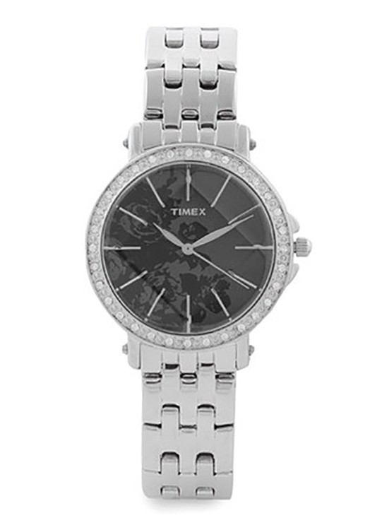 Timex Fashion Grey By Malabar Watches