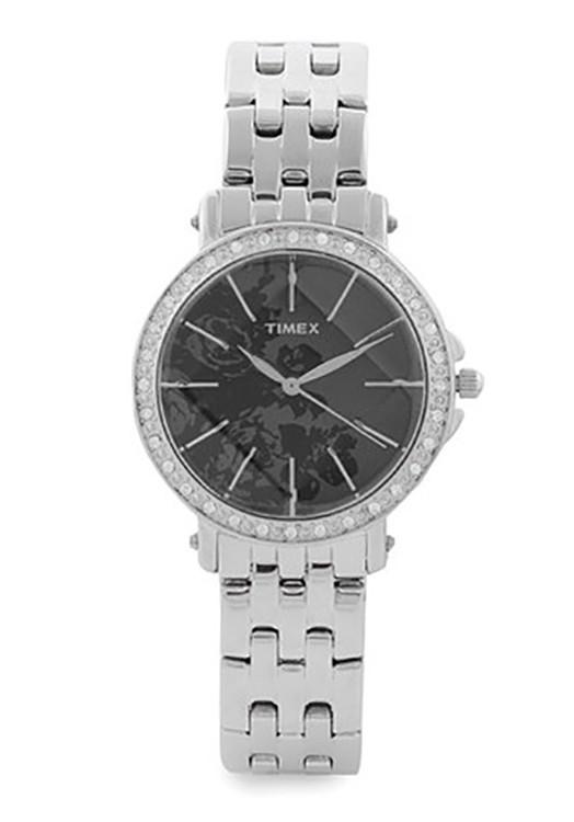Timex Fashion Grey By Malabar Watches