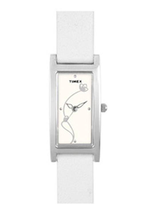 Timex Fashion White By Malabar Watches