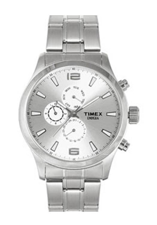 Timex Empera Silver By Malabar Watches