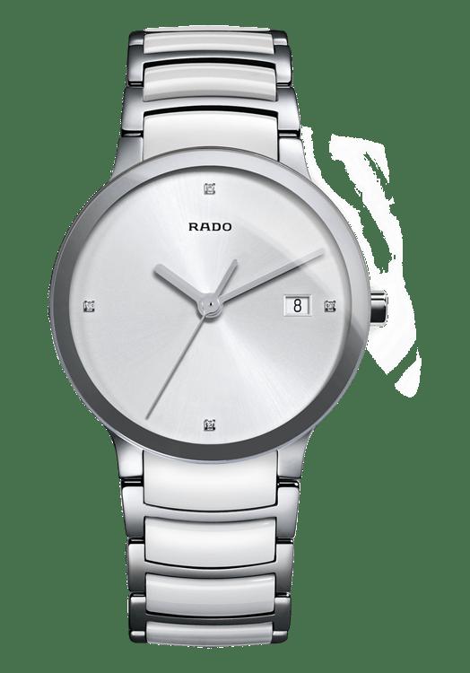 Rado Centrix Silver By Malabar Watches