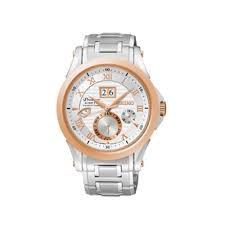 Seiko Snp080P1 White By Malabar Watches