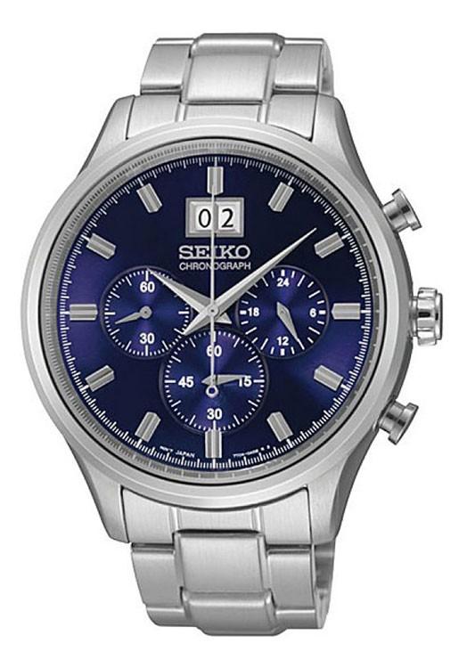 Seiko Spc081P1 Blue By Malabar Watches