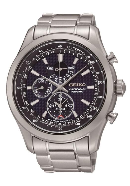 Seiko Spc125P1 Black By Malabar Watches