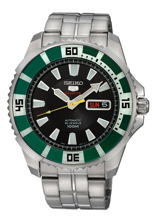 b234a8a7d Buy Seiko Men 5 Sports Steel SRP205K1 Watch For Men SRP205K1 ...