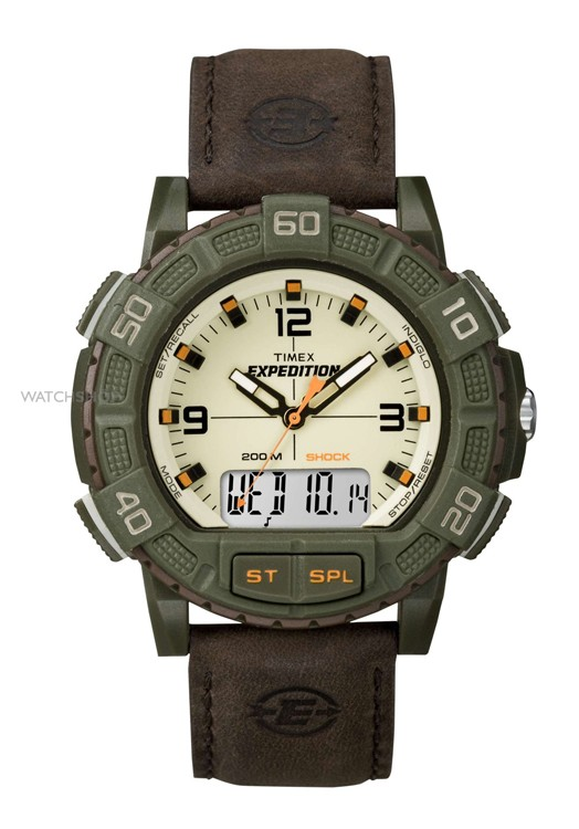 Timex Expedition Brown By Malabar Watches