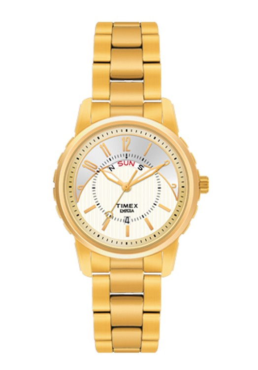 Timex Empera Gold By Malabar Watches