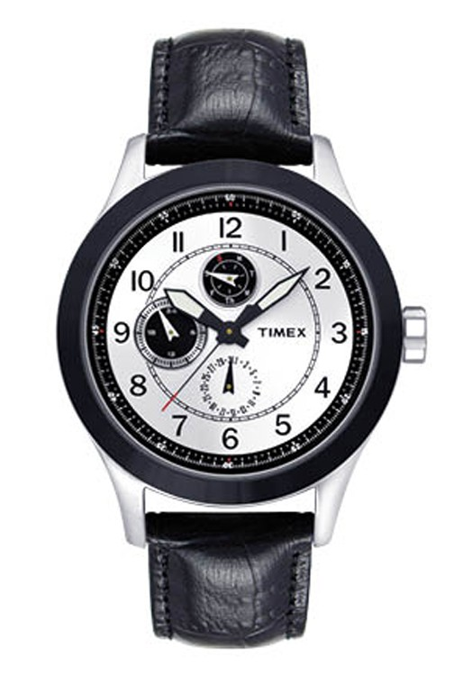 Timex E Class Black By Malabar Watches