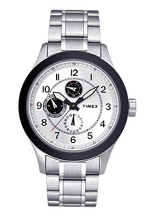 Timex E Class Silver By Malabar Watches