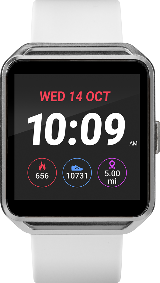 Timex iConnect Smartwatch White