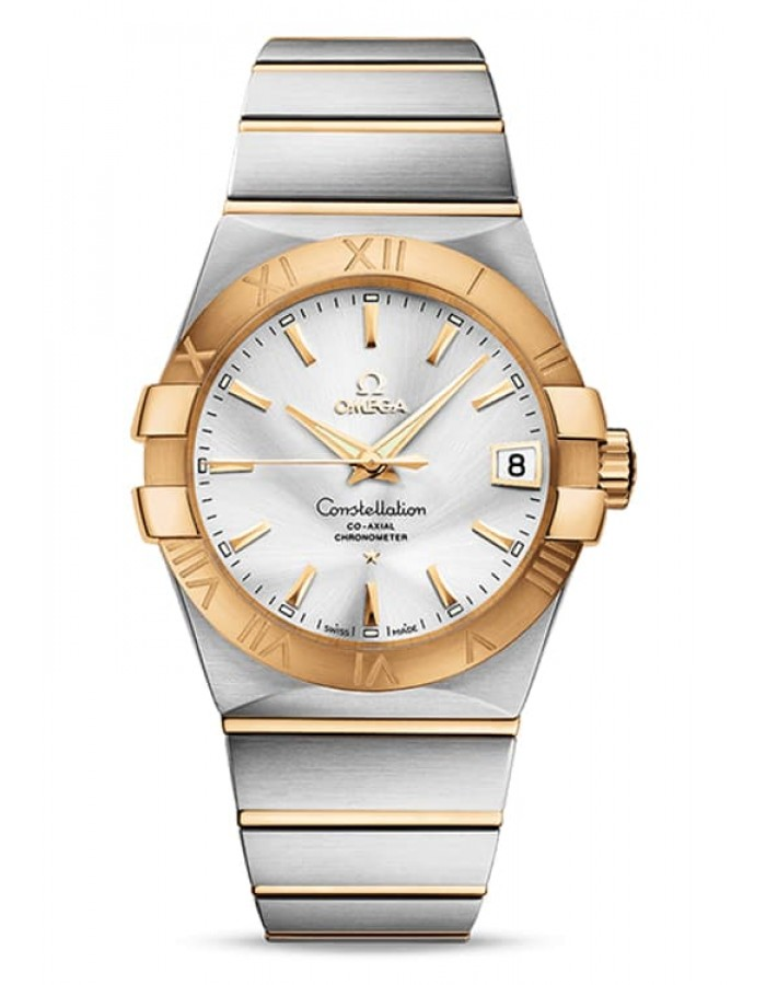 Omega Constellation Silver By Malabar Watches