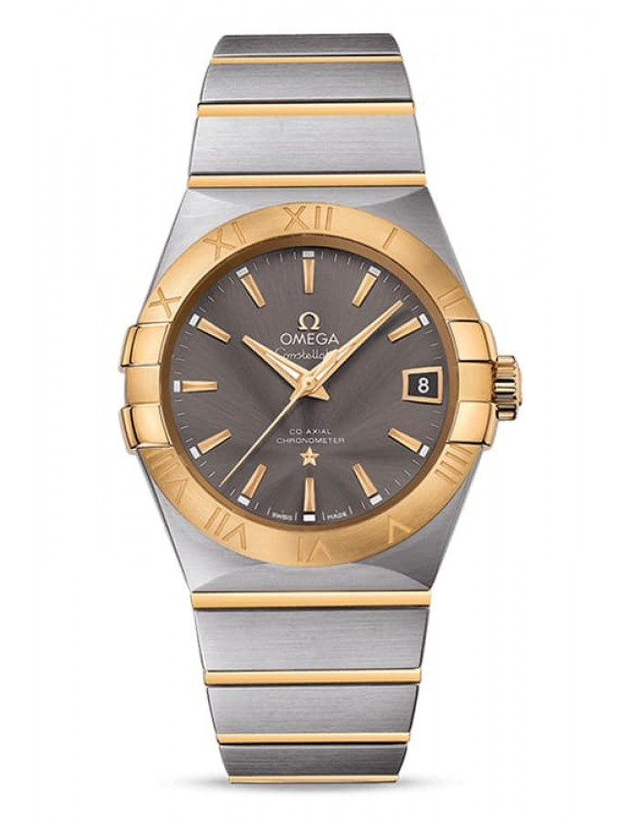 Omega Constellation Brown By Malabar Watches