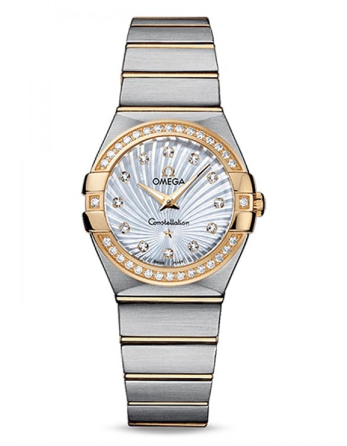 Omega Constellation Mop By Malabar Watches