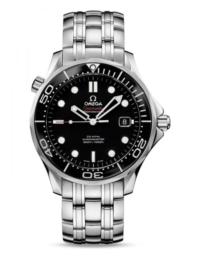 Omega Seamaster Diver Black By Malabar Watches