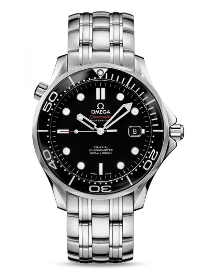 Omega Seamaster Diver Black By Malabar Watches