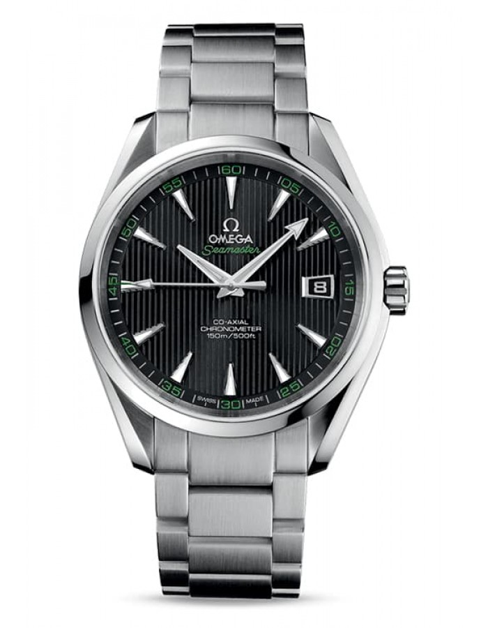 Omega Seamaster Aqua Terra Black By Malabar Watches