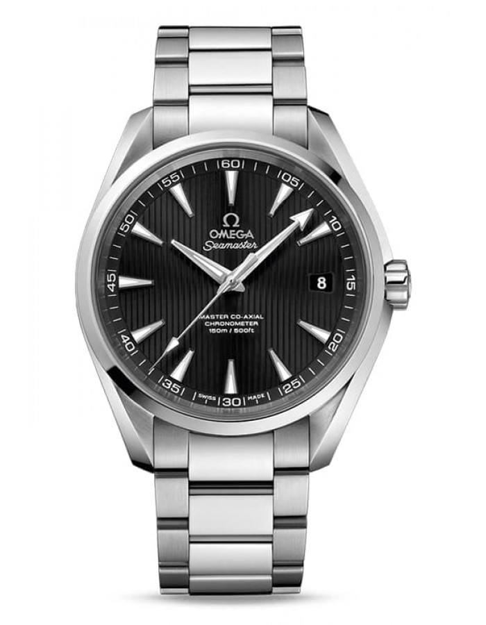Omega Seamaster Aqua Terra Black (231.10.42.21.01.003) By Malabar Watches