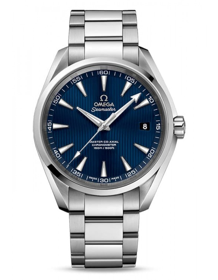 Omega Seamaster Aqua Terra Blure (231.10.42.21.03.003) By Malabar Watches