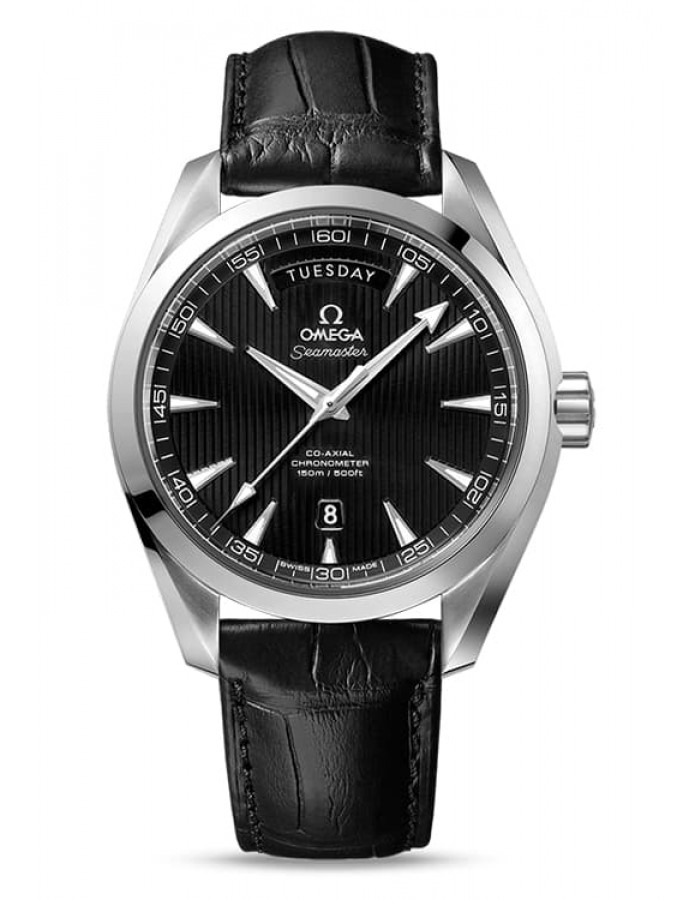Omega Seamaster Aqua Terra Black By Malabar Watches