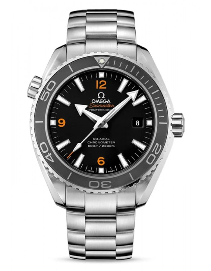 Omega Seamaster Planet Black By Malabar Watches