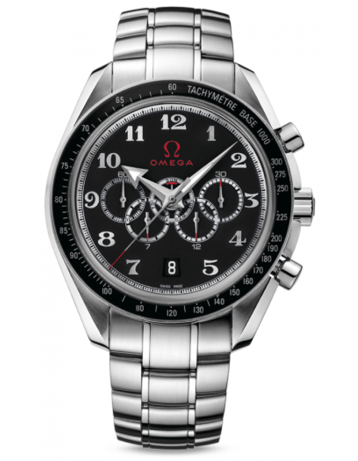 Omega Specialities Black