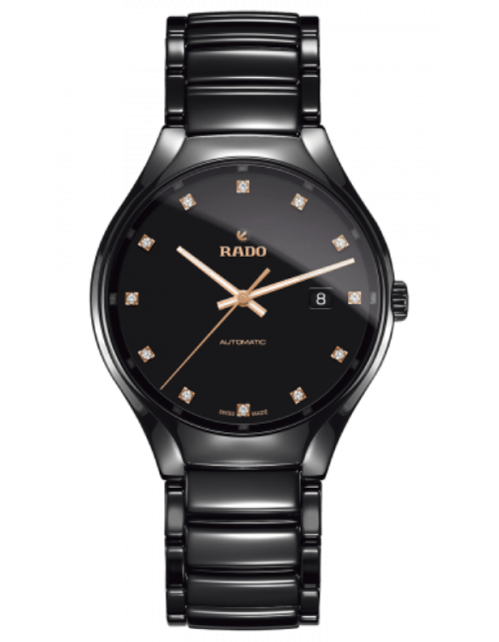 Rado TRUE Ceramic Black