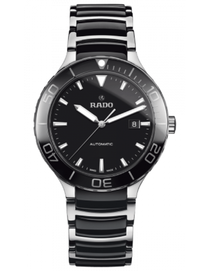 Rado Centrix STEEL Black