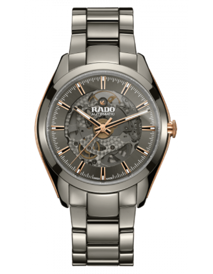 Rado Hyperchorme Plasma High tech Ceramic Grey