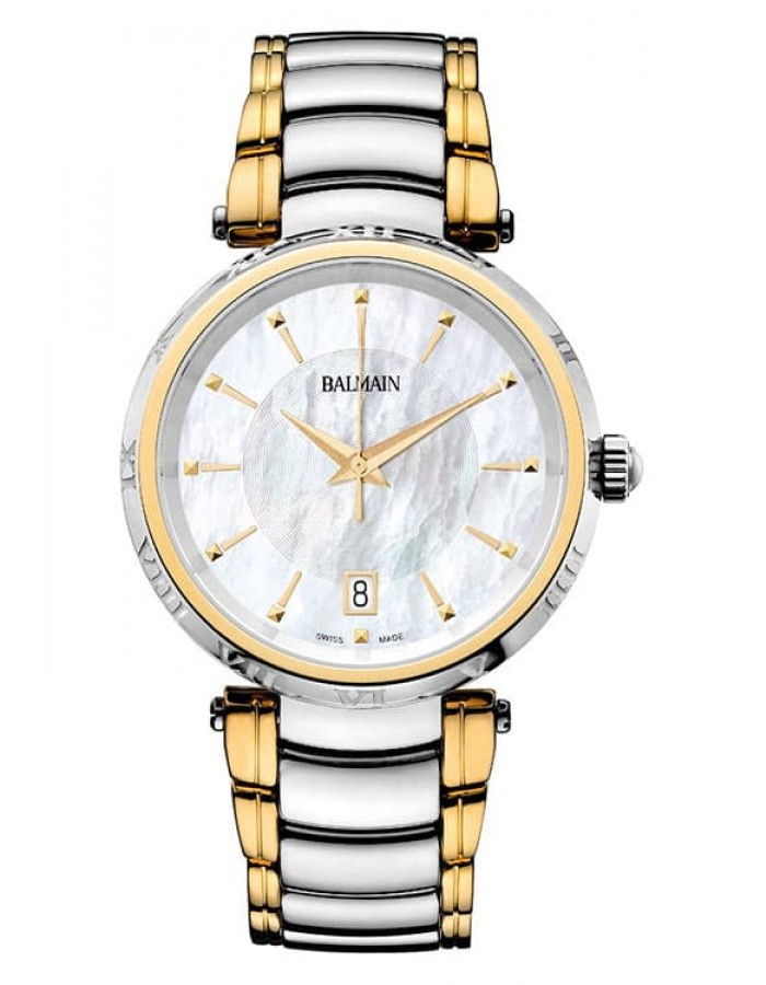 Balmain Classica Lady Downtown Mop By Malabar Watches