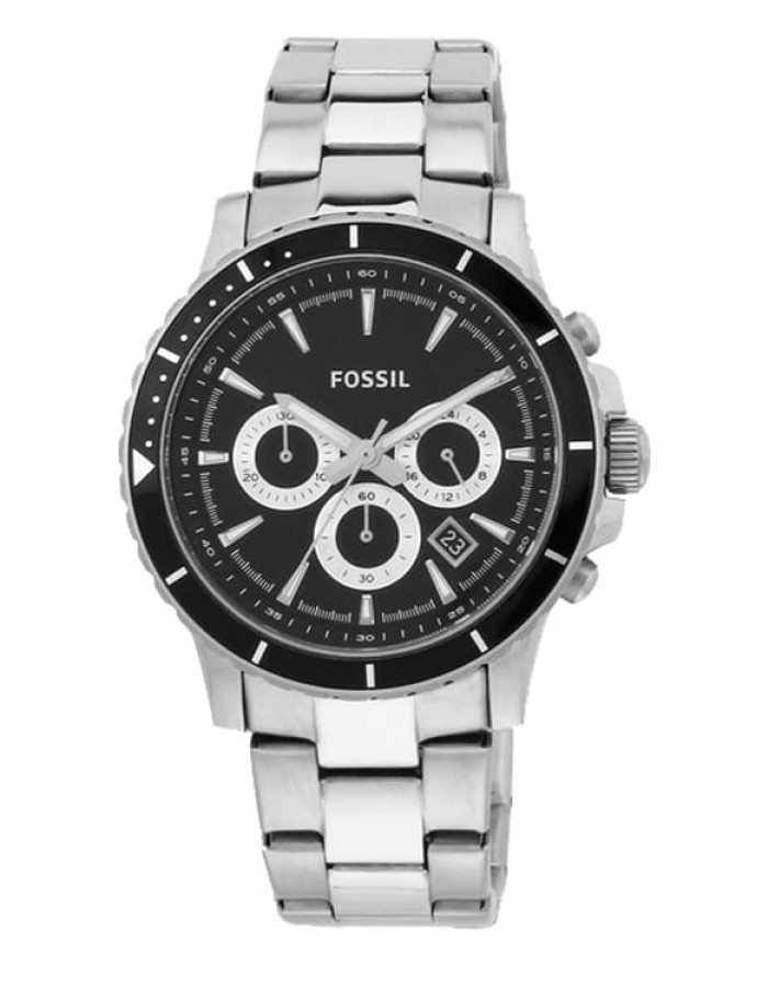 Fossil Briggs Black By Malabar Watches