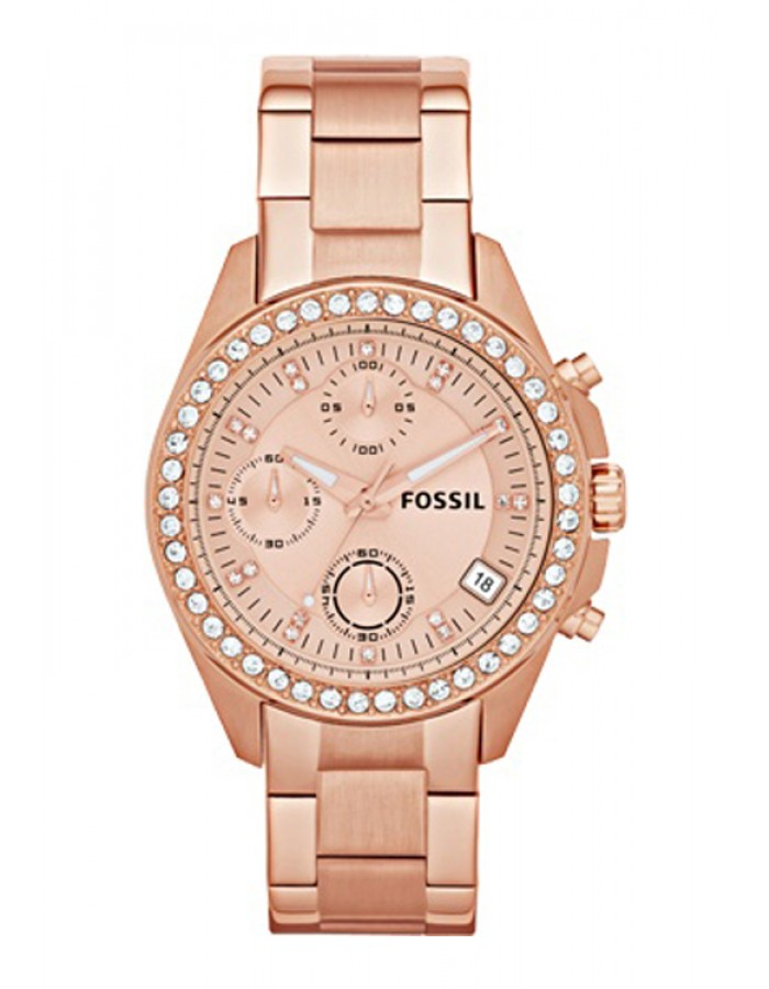 Fossil Decker Women By Malabar Watches