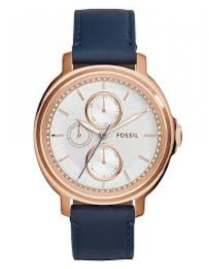 Fossil Chelsey Silver By Malabar Watches