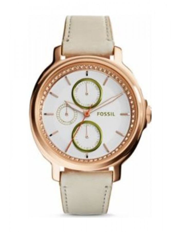 Fossil Es3930 White By Malabar Watches