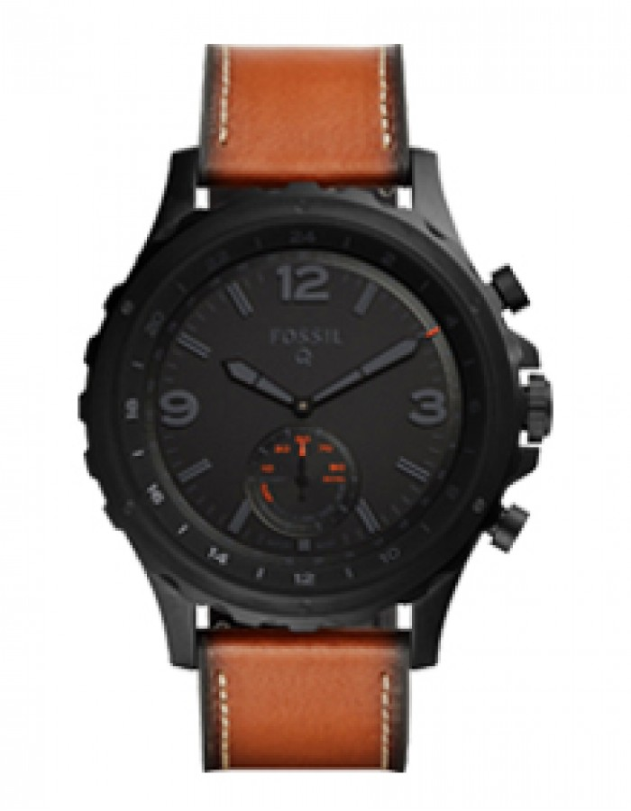 Fossil Q Nate Hybrid By Malabar Watches
