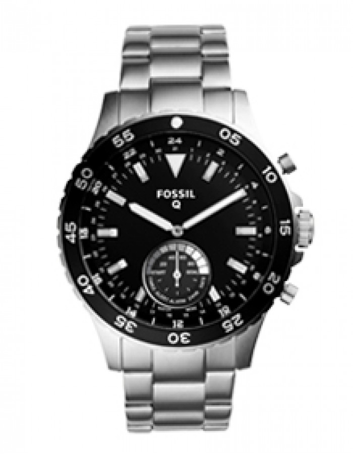 Fossil Q Crewmaster Hybrid By Malabar Watches