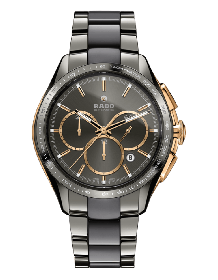 Rado Hyperchrome Grey By Malabar Watches
