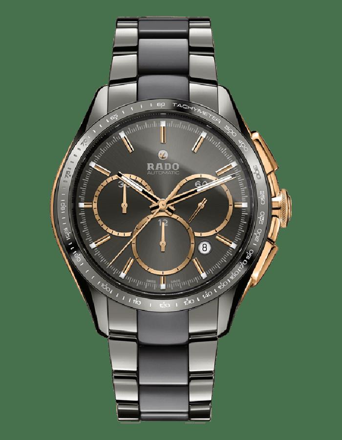 Rado Hyperchrome Grey By Malabar Watches