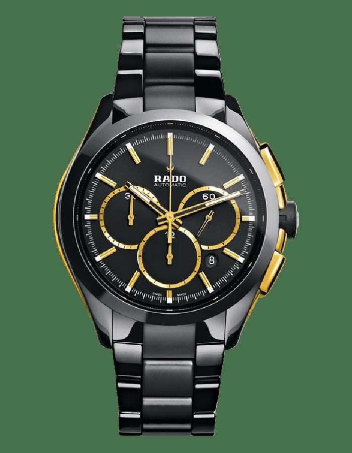 Rado Hyperchrome Black By Malabar Watches