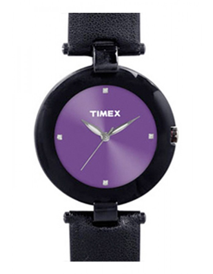 Timex Fashion Purple By Malabar Watches