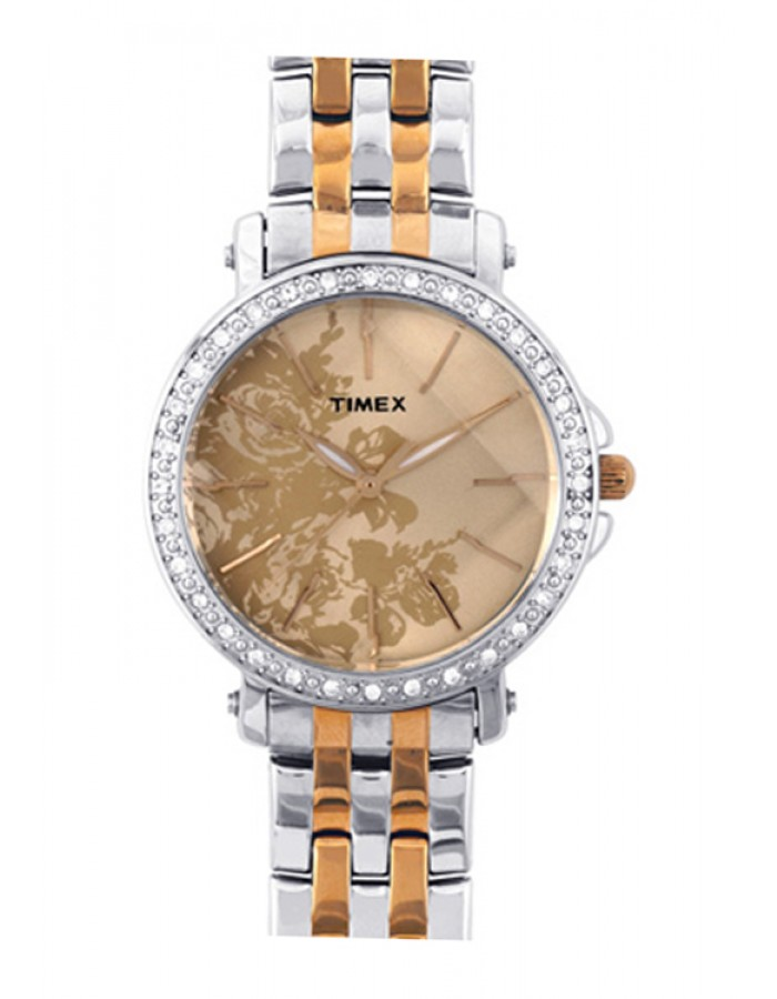 Timex Fashion Rose Gold By Malabar Watches