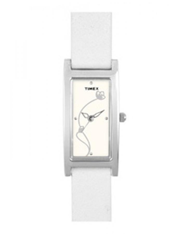 Timex Fashion White By Malabar Watches