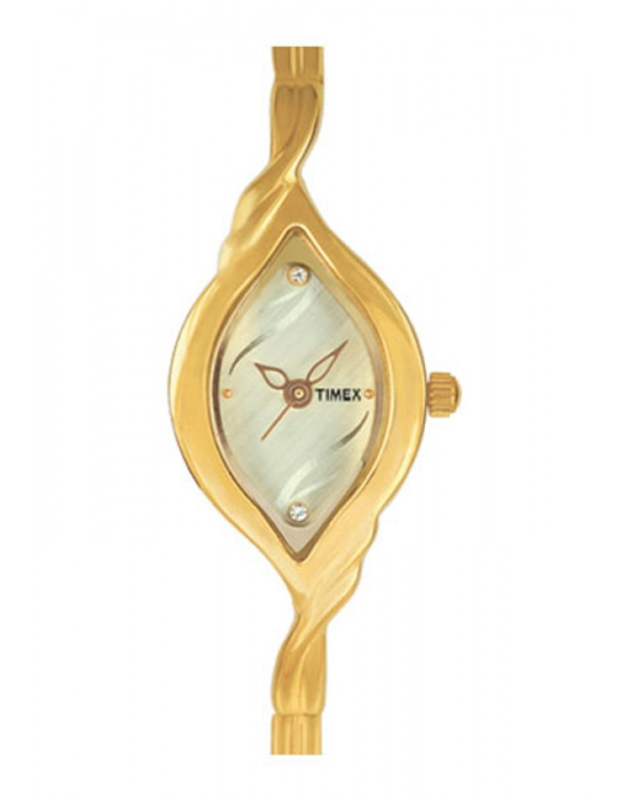 Timex Empera Champagne By Malabar Watches