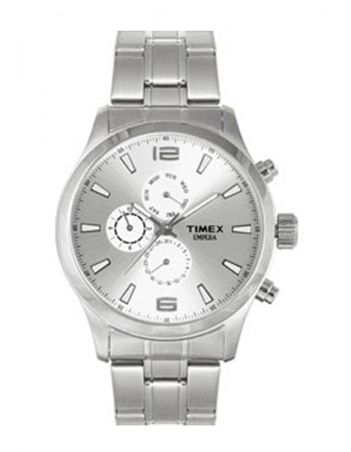 Timex Empera Silver By Malabar Watches