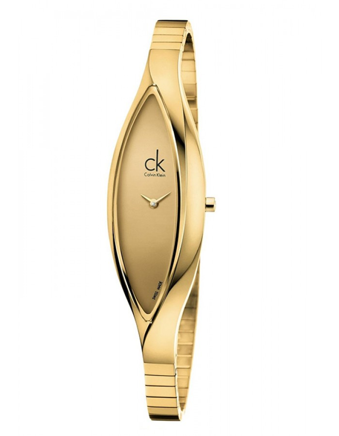 Calvin Klein Sensitive Gold By Malabar Watches